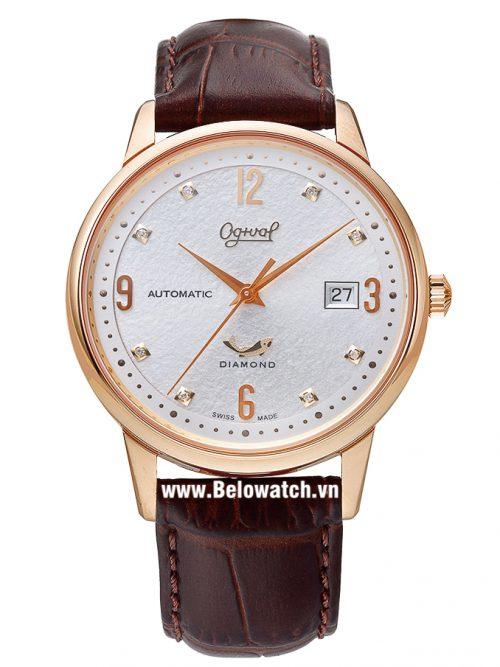 Đồng hồ Ogival OG1929-5AJGR-GL-T
