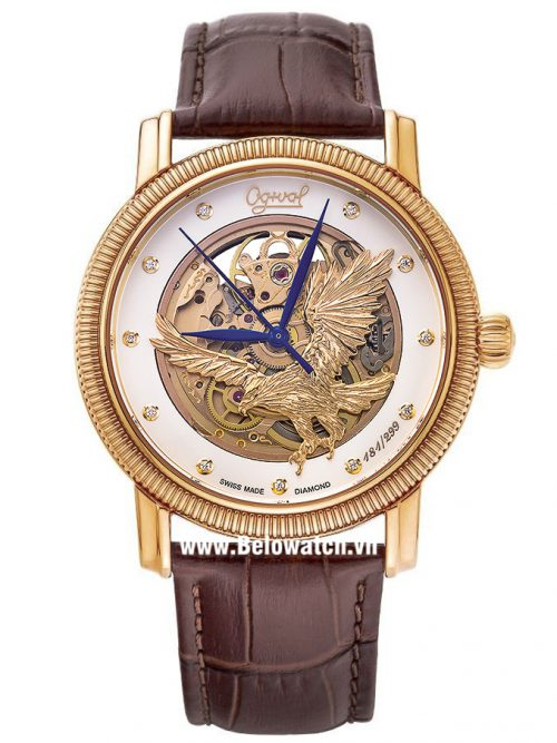 Đồng hồ Ogival OG358.31AGR-GL-T