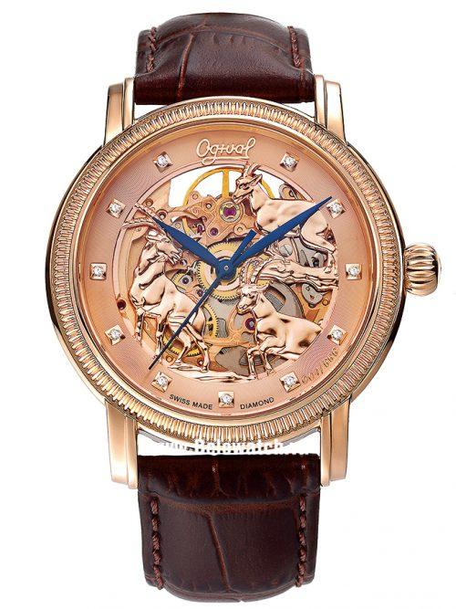 Đồng hồ Ogival OG358.33AGR-GL