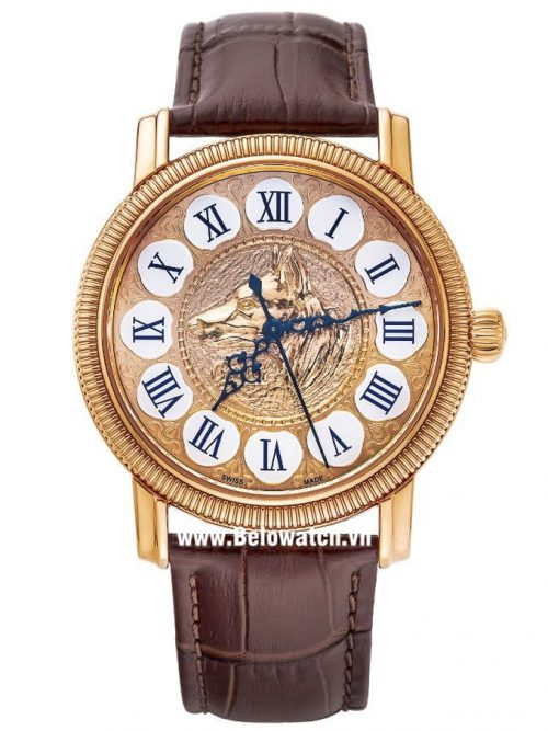 Đồng hồ Ogival OG358.35AG42R-GL