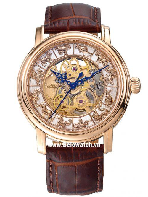 Đồng hồ Ogival OG358.612AGR-GL