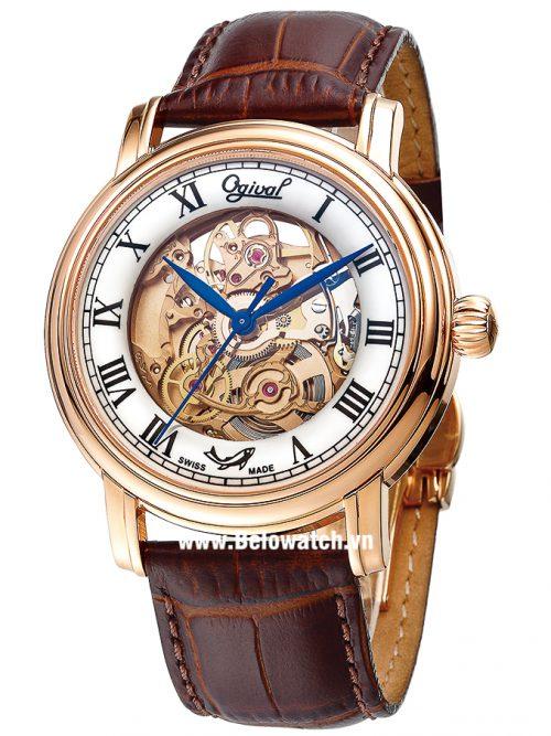 Đồng hồ Ogival OG358.615AMR-GL-1