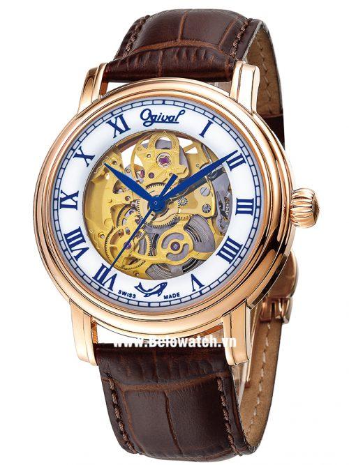 Đồng hồ Ogival OG358.615AMR-GL-2