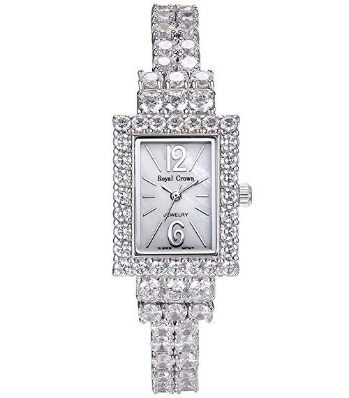 Đồng hồ nữ chính hãng Royal Crown 3584